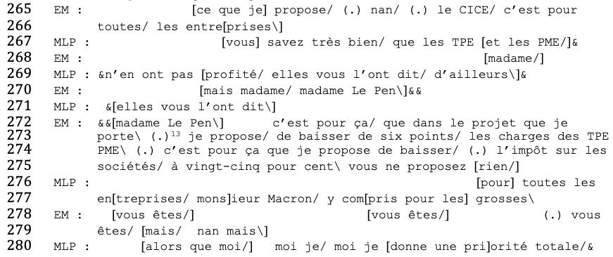 Course Image Formation aux transcriptions linguistiques - ICOR